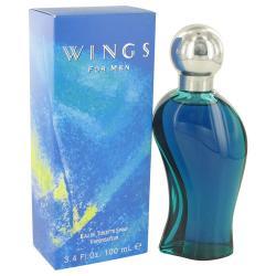 WINGS by Giorgio Beverly Hills Eau De Toilette/ Cologne Spray 3.4 oz (Men)