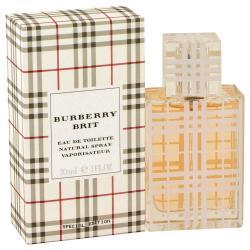 Burberry Brit by Burberry Eau De Toilette Spray 1 oz (Women)