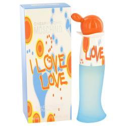 I Love Love by Moschino Eau De Toilette Spray 1 oz (Women)