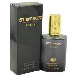Stetson Black by Coty Cologne Spray 1.5 oz (Men)