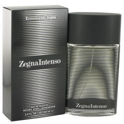 Zegna Intenso by Ermenegildo Zegna Eau De Toilette Spray 3.4 oz (Men)