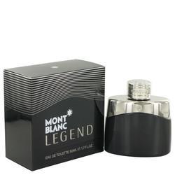 MontBlanc Legend by Mont Blanc Eau De Toilette Spray 1.7 oz (Men)