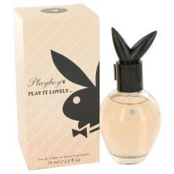 Playboy Play It Lovely by Coty Eau De Toilette Spray 2.5 oz (Women)