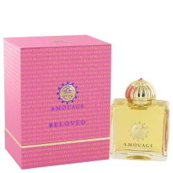 Amouage Beloved by Amouage Eau De Parfum Spray 3.4 oz (Women)