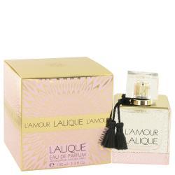 Lalique L'amour by Lalique Eau De Parfum Spray 3.3 oz (Women)
