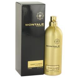 Montale Sunset Flowers by Montale Eau De Parfum Spray 3.3 oz (Women)