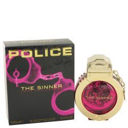 Police The Sinner by Police Colognes Eau De Toilette Spray 3.4 oz (Women)