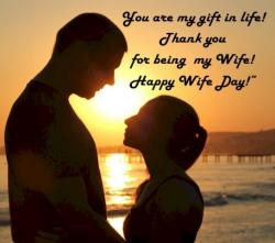Hubby To Wife Love Card with Coupon